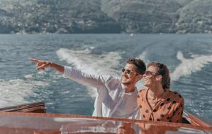 lake como classic boat tour