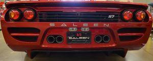 Saleen S7 Rear View