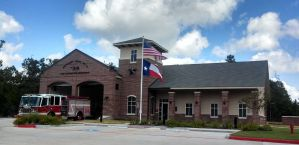 Station 34 of the Lake Conroe Fire Department