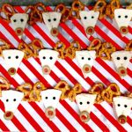 Festive and Fun! You are sure to delight your guests with these Reindeer appetizers!