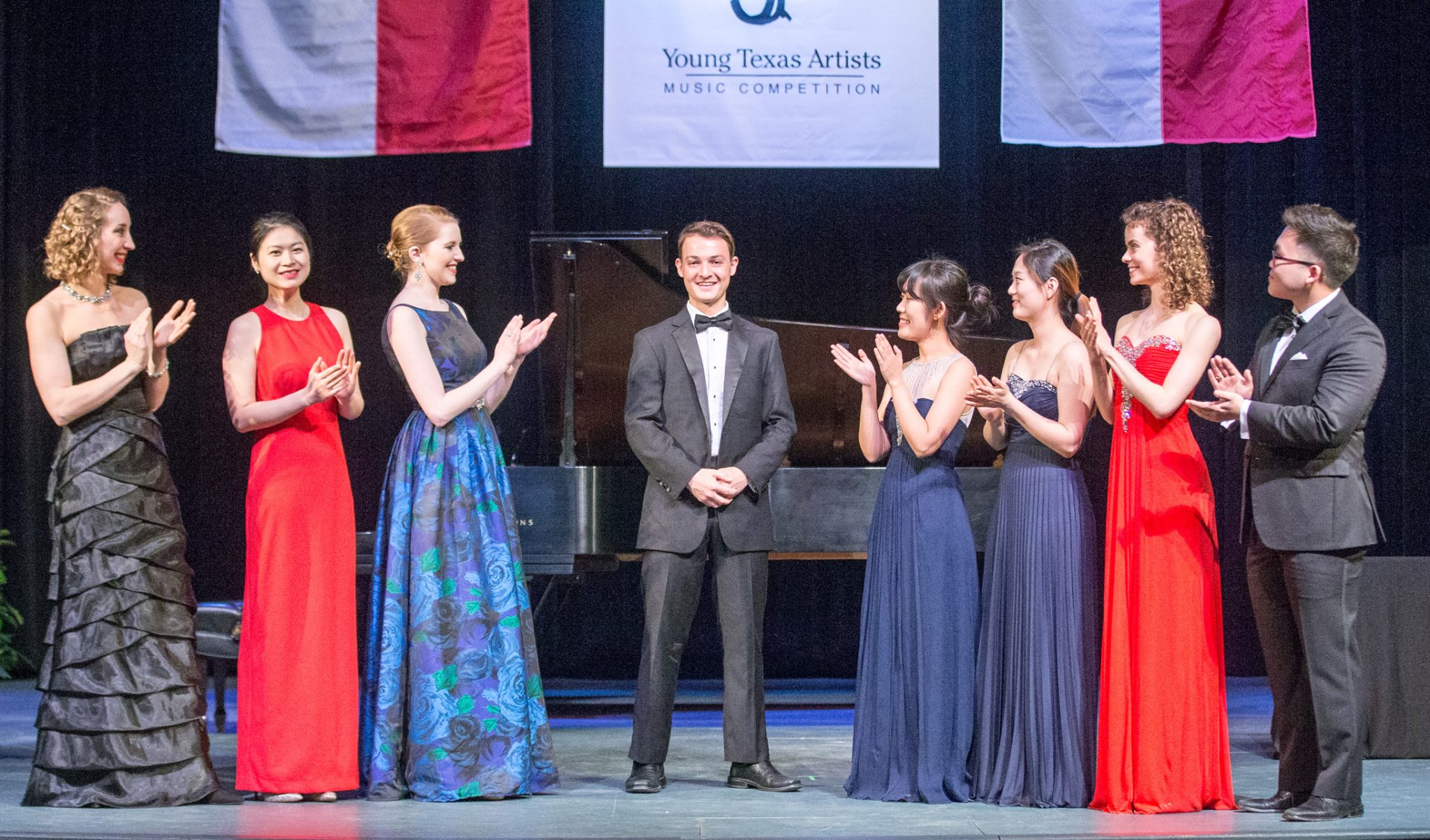 Young Texas Artists Music Competition Honored Best of the Best at Finalists' Concert & Awards
