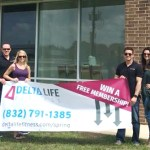 Delta Life Fitness opens first North Houston location — Celebrating a new adventure in Women's Only Work-outs