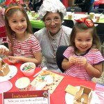 Create Edible Masterpieces With Mrs. Claus — The Woodlands Children's Museum to host Gingerbread Workshops Dec. 21-22