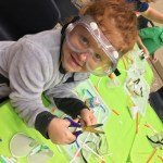Explore and Create at The Woodlands Children's Museum — This Holiday Season Drop and Shop, Winter FUNcaTion Workshops are packed with festive fun