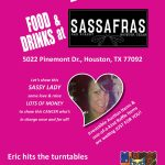 Birthday Benefit Bash at Sassafras for Brandee!