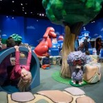 Adventures with Clifford The Big Red Dog at The Woodlands Children's Museum — Families invited to join a Big Red celebration beginning Jan. 18