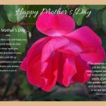 Praying for mothers on their special day
