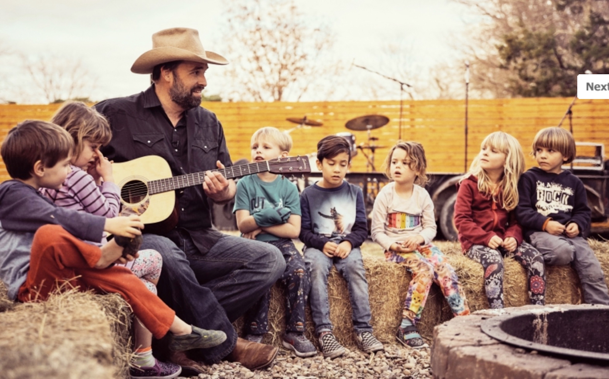 Santa's Ho Ho Ho Down at The Woodlands Children's Museum — Dec. 7 Celebration features food, fun and beloved children's musician Will Dupuy
