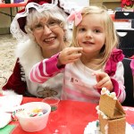 Mrs. Claus' Gingerbread House Workshop at The Woodlands Children's Museum — Create a holiday masterpiece good enough to eat