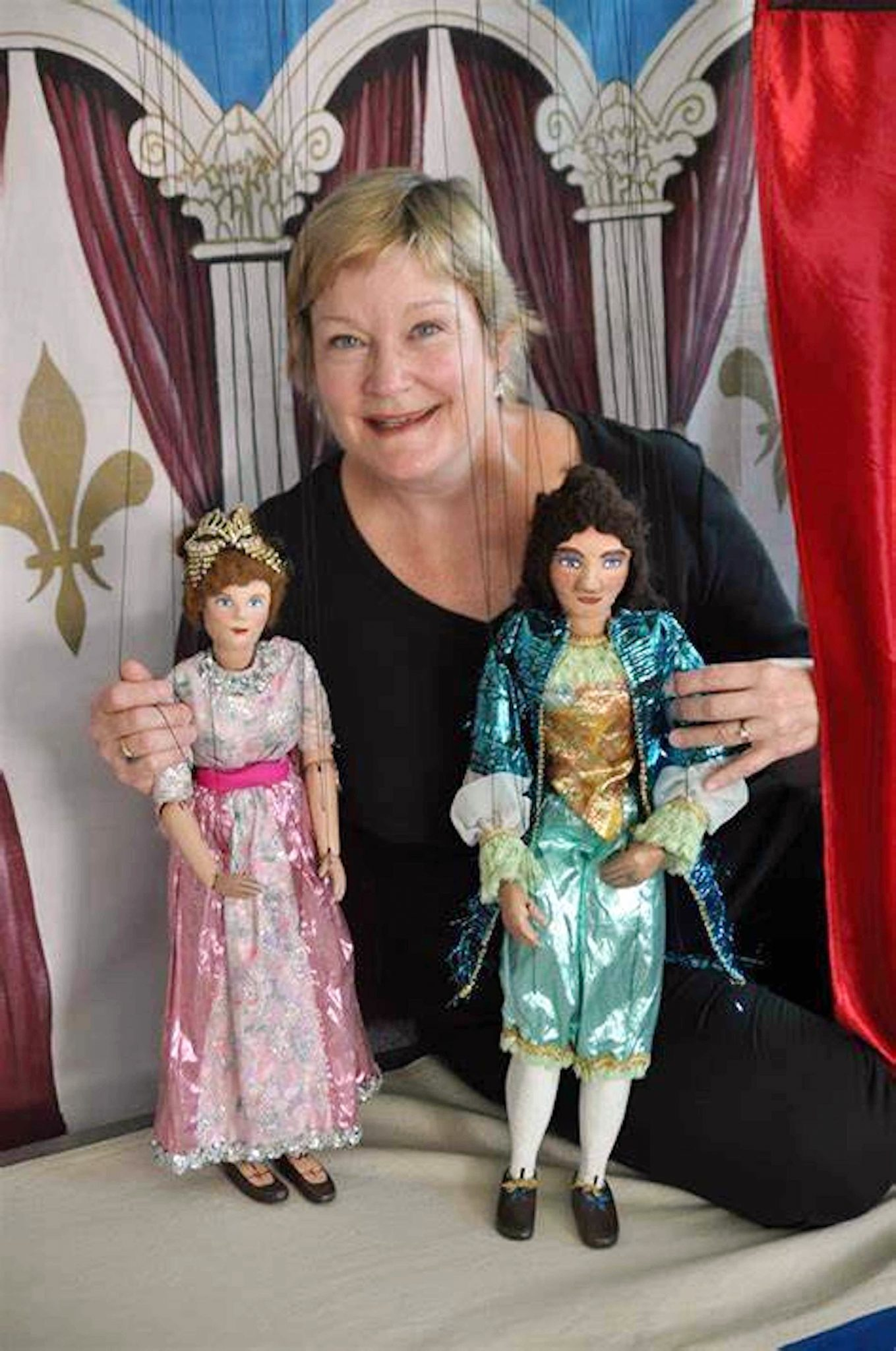 Live Entertainment at The Woodlands Children's Museum — Delight in music, magic and marionettes this month