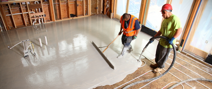 Design Considerations For Hydronic Radiant Floor Heating