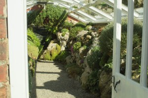 One of the alpine houses