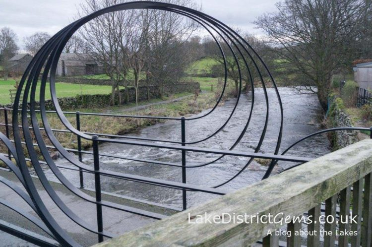 Bridge at Staveley