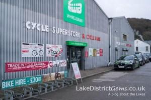 Wheelbase cycles, Staveley