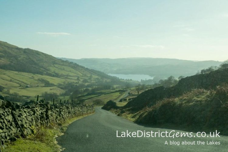 The Struggle, Kirkstone Pass