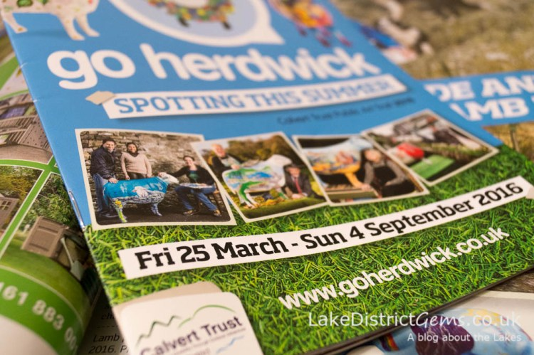 Go Herdwick Trail Guide