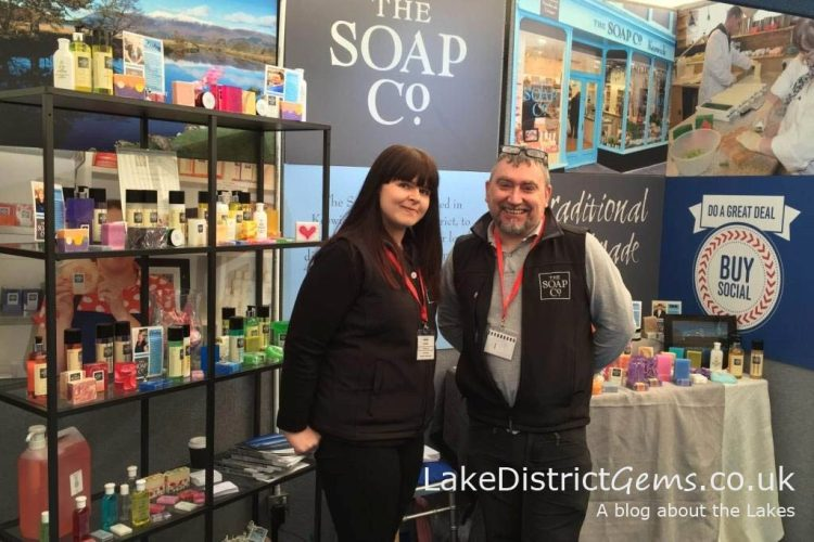 The Soap Co at the Lakes Hospitality Association Trade Show