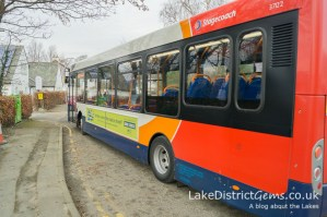 The Stagecoach service to Keswick