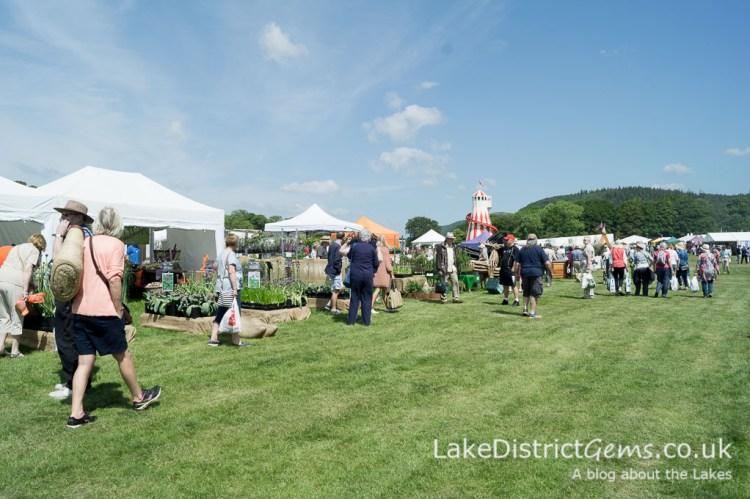 The Holker Garden Festival 2016