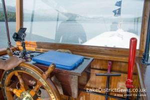 Steering on board Gondola