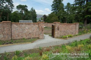 The Lingholm Walled Garden