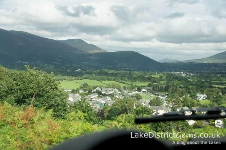 Overlooking Braithwaite