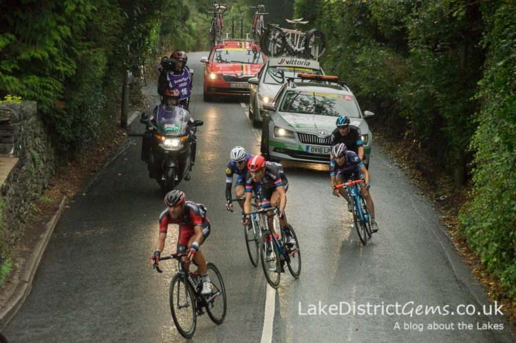 Tour of Britain, Windermere