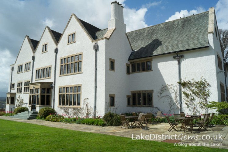 Blackwell, the Arts and Crafts House, Bowness-on-Windermere