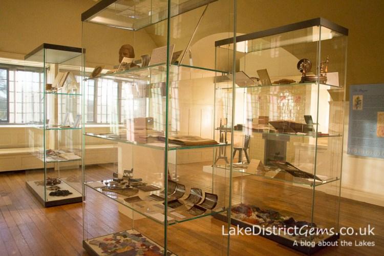 The Annie Garnett Exhibition at Blackwell