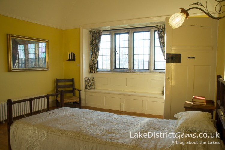 The Yellow Bedroom at Blackwell