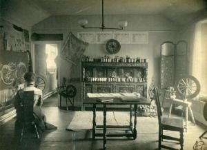 Inside the hall of The Spinnery at Fairfield