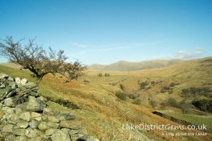 North of Troutbeck, before the Kirkstone Pass