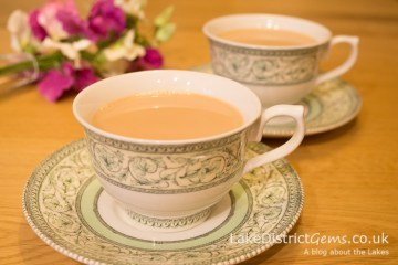 Hot Tea January