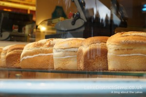 Bread at The Apple Pie Bakery and Café