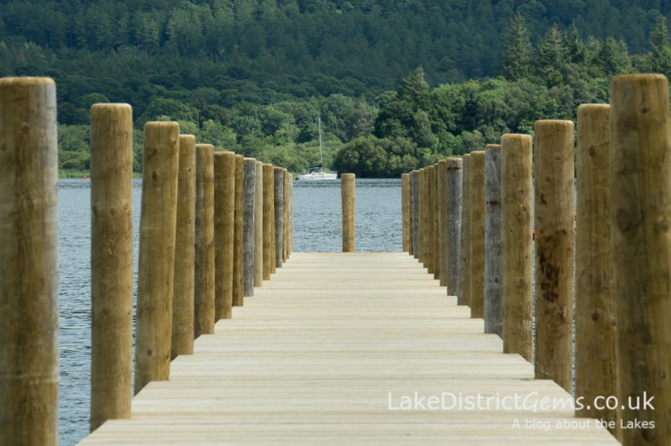 Derwentwater from the Lingholm jetty