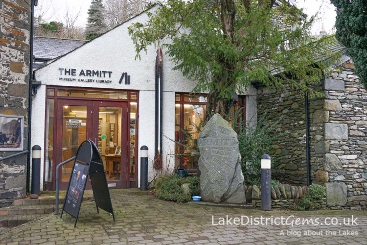 The Armitt Museum, Ambleside