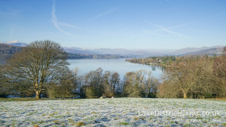 Windermere from Queen Adelaide's Hill, Windermere
