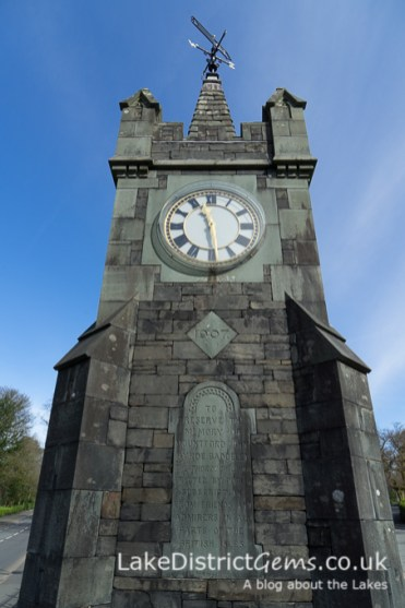 The Baddeley Clock