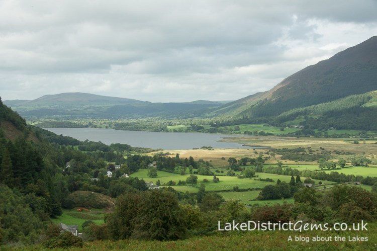 A view of Bassenthwaite