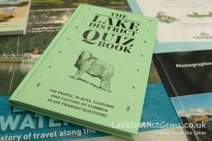 The Lake District Quiz Book by David Felton
