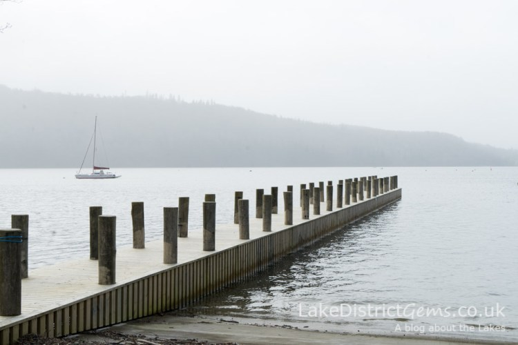 Jetty at Windermere Jetty