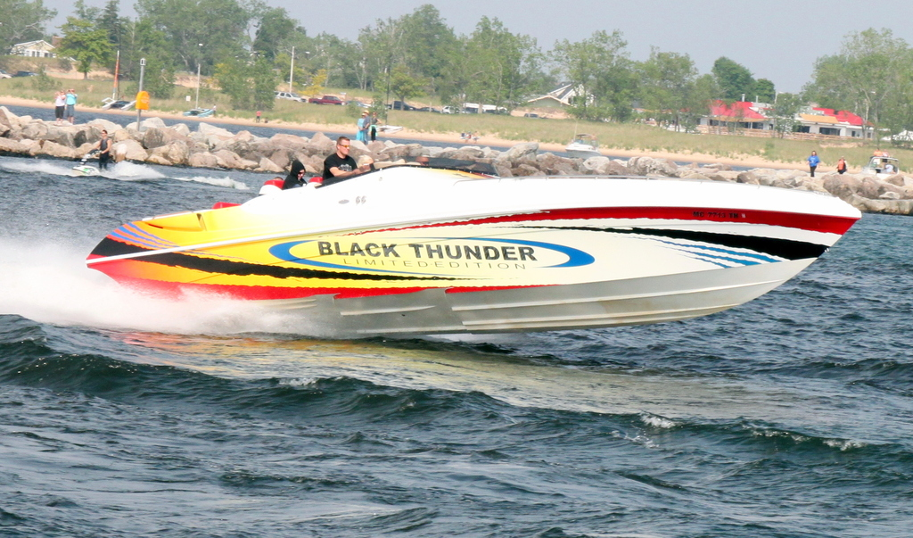 Muskegon Powerboat Weekend