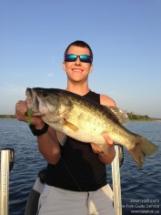 Lake Fork Picture | Big Bass Photo | Baby Ring Fry