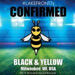 Black & Yellow, Milwaukee, WI, USA
