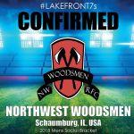 2018 Northwest Woodsmen, Schaumburg, IL, USA