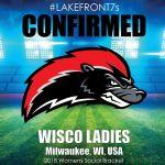 2018 Wisco Ladies, Milwaukee, WI, USA