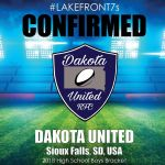 2018 Dakota United, Sioux Falls, SD, USA