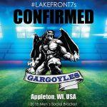 2018 Gargoyles, Appleton, WI, USA
