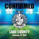 2018 Lake County, Gurnee, IL, USA