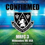 2018 MRFC 3, Milwaukee, WI, USA